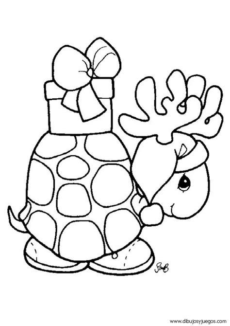 imagenes de navidad para colorear renos dibujos renos papanoel navidad 032 dibujos y juegos