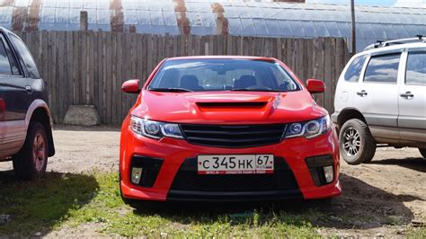 Kia Forte Tuned Tuning Ready Kia Forte Forum Sedan Koup