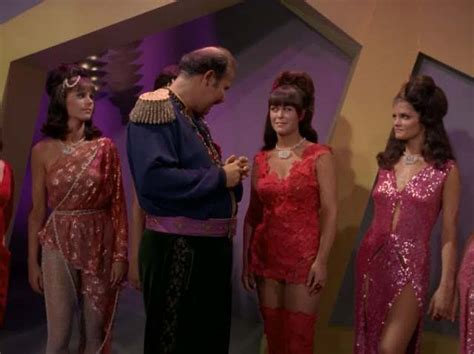 Alyce Andrece Nude - beam me up totty the babes of star trek flashbak