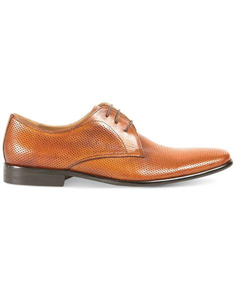 steve madden havin dress shoes in brown for lyst