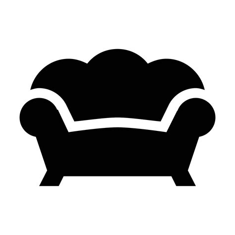 couch svg sofa icon free png and svg download