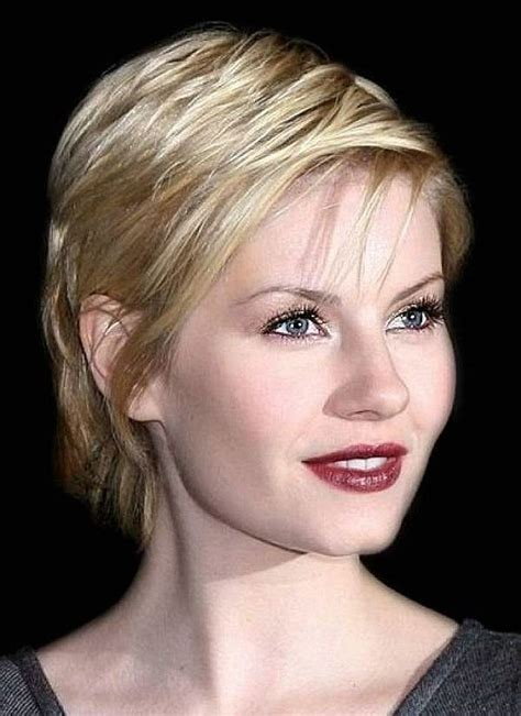 Shorter Hairstyles For Slim Women | short hairstyles for women with fine thin straight hair