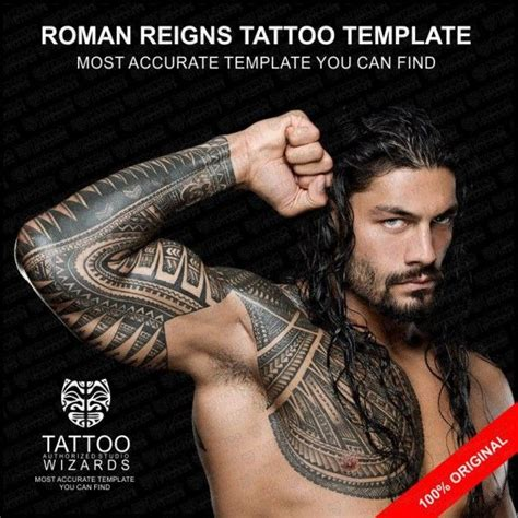 25 best images about roman reigns tattoo on pinterest