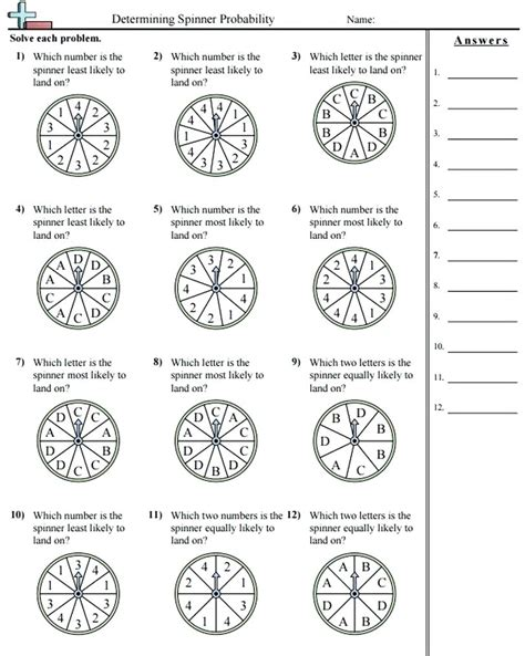 probability year 8 worksheets worksheet grade 8 probability worksheets high school with
