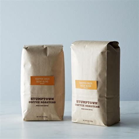 Trapper Coffee Table trapper creek decaf stumptown coffee 2 bags on food52