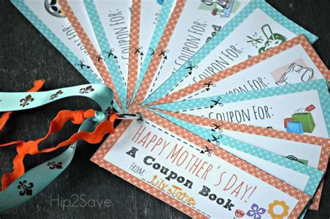 make a tear out coupon book make a book of coupons