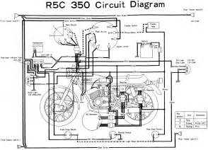 yamaha rd350 r5c wiring diagram evan fell motorcycle worksevan fell motorcycle works