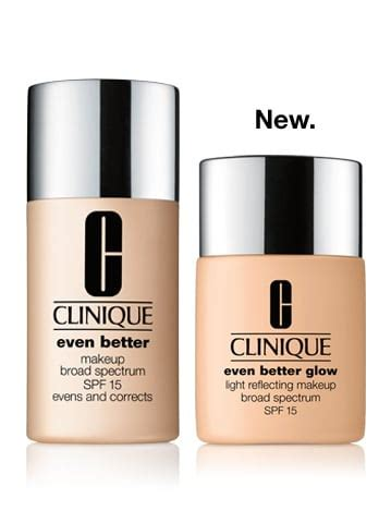 Foundation Clinique Even Better even better makeup spf 15 clinique