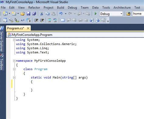 console writeline c console program end free perfectmaster