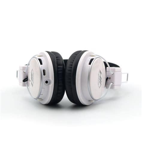 Headphone Bluetooth Nia X3 Wireless Calls Termurah 03 Nia X3 Bluetooth Headphone White Price In Pakistan