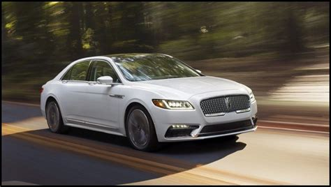 2020 lincoln continental 2020 lincoln continental release date and price ausi suv