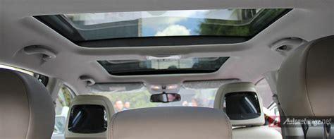 Kia Panoramic Sunroof Kia Sportage Facelift Panoramic Sunroof
