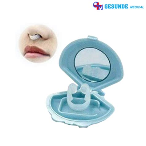 Snore Stoper Magnetik Alat Anti Dengkur jual alat anti dengkur snore stopper toko medis jual alat kesehatan
