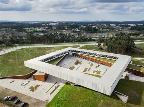 Structures In Landscape Architecture Technological Park In Obidos Jorge Mealha Archdaily