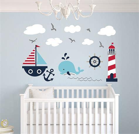 nautical paintings for nursery thenurseries