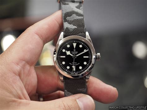 Baselworld 2016: Presenting the New Tudor Heritage Black Bay 36 mm ref. 79500. Hands on Review