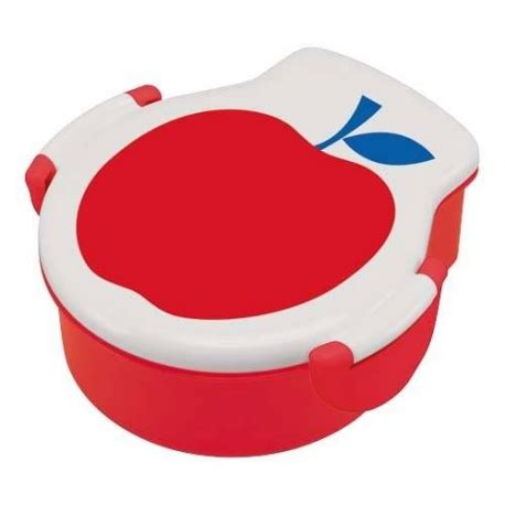 Silicon Die Cut Food Cup Tomica tight die cut apple bento lunch box 500 ml for bento