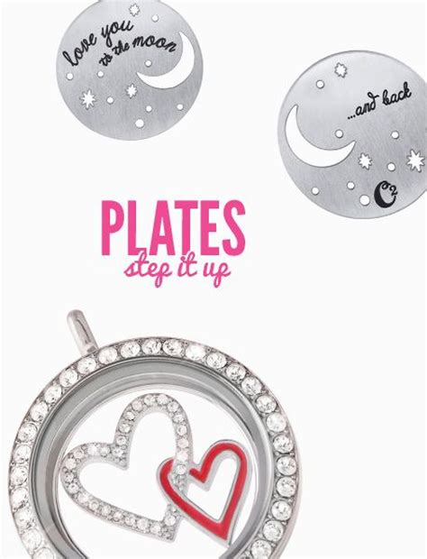 Origami Owl Success Stories - origami owl plates for living lockets great gift for any
