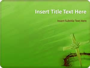 palm sunday template 7 best images of christian powerpoint presentation slides