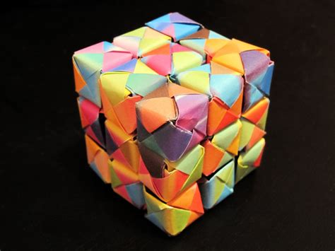 Cool Origami - contact how to make cool origami things