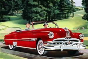 1952 Pontiac Convertible Plan59 Classic Car 1952 Pontiac Convertible