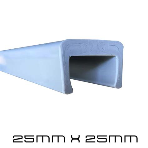 boat trailer cover 25mm x 25mm bunk cover profile skid 1mtr ute tray covers