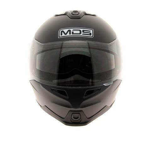 Helm Mds Flip Up mds md200 matt black front 140762