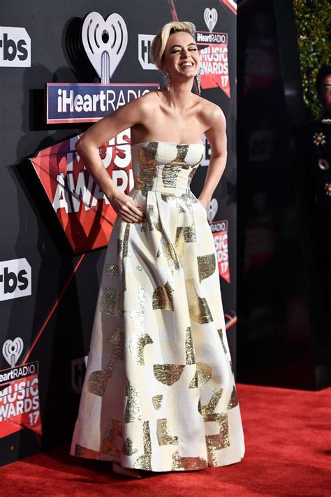 KATY PERRY at 2017 iHeartRadio Music Awards in Los Angeles ... Iheartradio Awards 2017