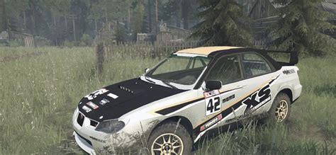subaru sti 04 subaru wrx sti 2007 rally car v08 04 18 spintires