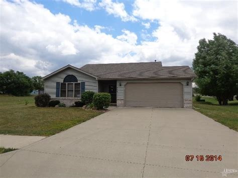Houses For Sale In Huntington by 2055 Duncan Dr Huntington Indiana 46750 Detailed