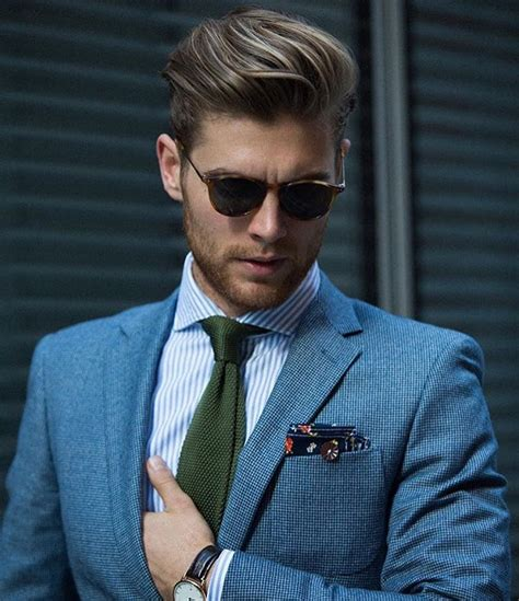 These Are The Best Hairstyles For Men In Their 20s and 30s