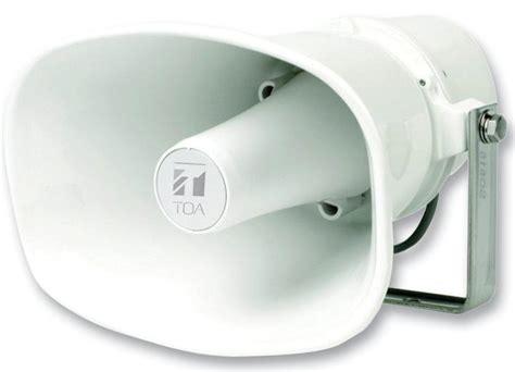 Speaker Toa 100 Watt sc 630m horn speaker 30w 100v ip 65 toa electronics