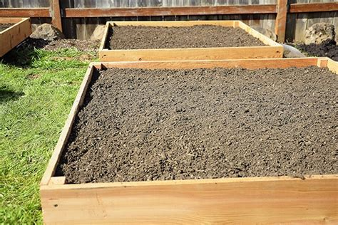 raised bed construction build a raised garden bed on slope gardening vegatables