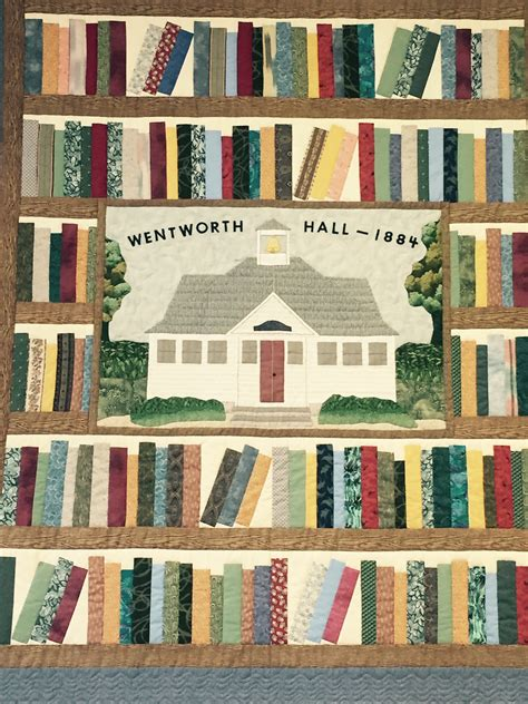 Library Quilt by Islington Branch Library Quilts Islington Branch Library
