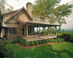 Rustic Cabin House Plans by Cozy Rustic Cabins The Owner Builder Network
