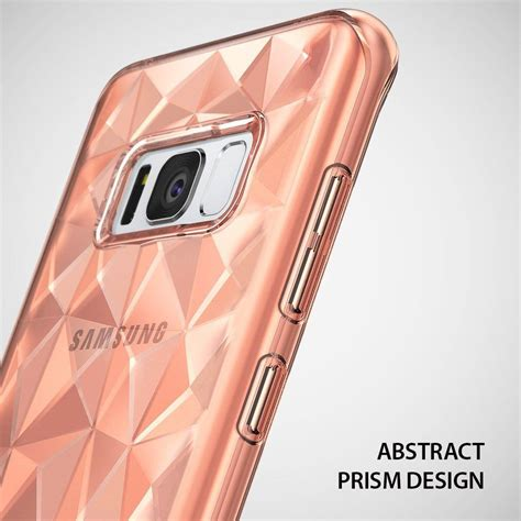 Ringke Air Prism For Galaxy S8 Plus Gold ringke air prism skal till samsung galaxy s8 plus gold themobilestore