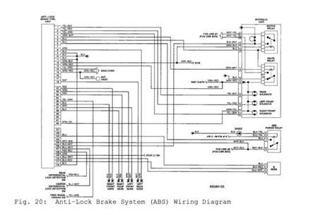 mitsubishi l200 wiring diagram pdf free wiring