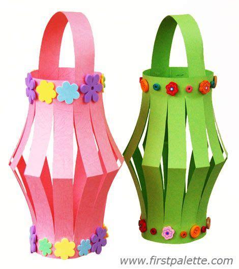 Paper Lanterns Craft Ideas - paper lantern craft crafts firstpalette