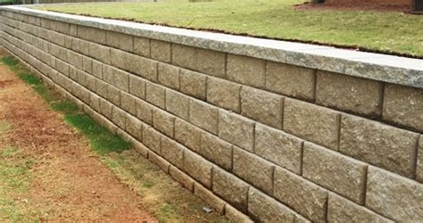 retaining wall block | landscape blocks | georgia