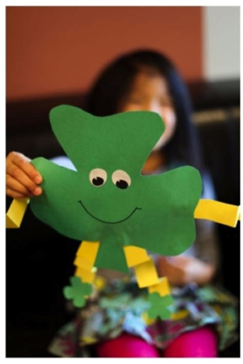 st patricks crafts for 35 st s day crafts for easy st paddy s day