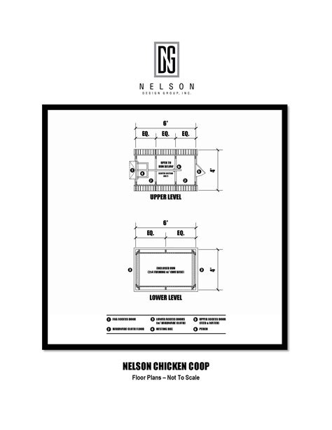 chicken coop floor plan poultry project nelson chicken coop floor plans