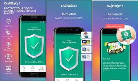 kaspersky mobile security android cihazlar 箘 231 in en 箘yi antivir 252 s programlar箟 2018