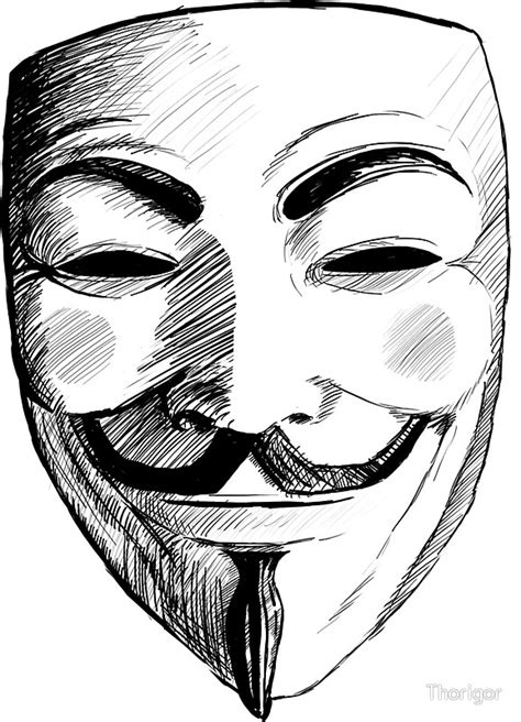 V For Vendetta Coloring Pages by Guyfawkes Free Colouring Pages
