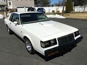 1985 Buick Regal T Type Specs 1985 Buick Regal T Type Turbocharged Runs Drives Great