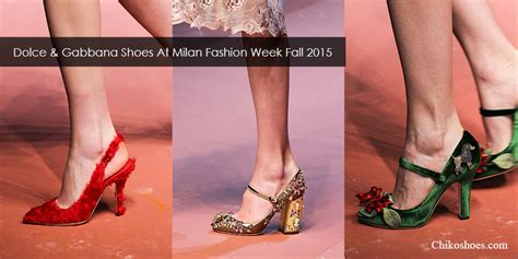 2015 New Autumn Style Shoes - dolce gabbana shoes at milan fashion week fall winter