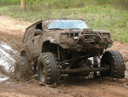 mud jeep cherokee mudding trucking 4 wheeling how to fix your lifted jeep