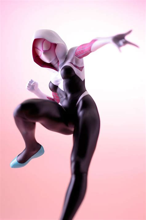 Bishoujo Marvel Spider kotobukiya spider gwen bishoujo statue up for order