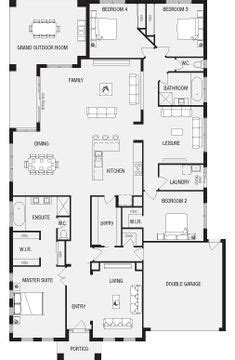 house plans south australia 1000 images about open plan on pinterest open plan kitchen open plan living and