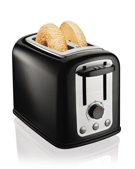 4 Slice Bagel Toaster Amazon Com Hamilton Beach 22444 Smarttoast Extra Wide