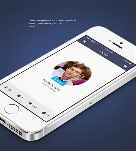 network design app mobile app design inspiration clean social network